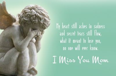 25 Emotional Grieving The Loss Of A Mother Quotes Enkiquotes Miss You Mom Quotes Mom In Heaven Quotes Mother Quotes
