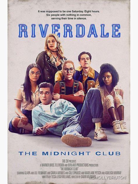 Póster 'Riverdale - El Club de Medianoche' de MSMOLLYBRUTON
