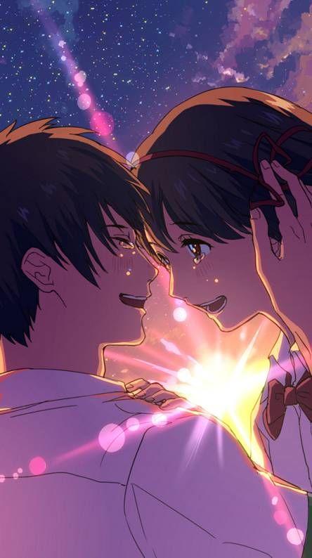 Couple Anime Background Anime Wallpaper Anime Scenery Wallpaper