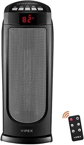 Enjoy Exclusive For Vipex Space Heater Vipex 1500w Electric Heater Portable Small Space Heaters Office Home Room Indoor Use Adjustable Temperature Remote Co In 2020 Small Space Heater Electric Heater Space Heater