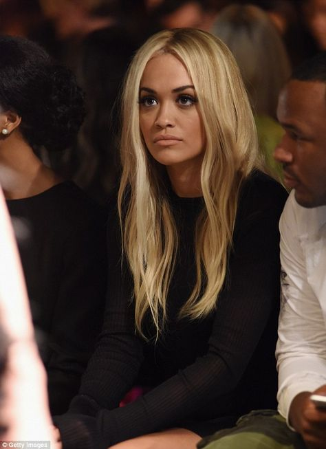 Bad books:Rita has been a sore point for the Kardashian/Jenner clan since her nasty break...