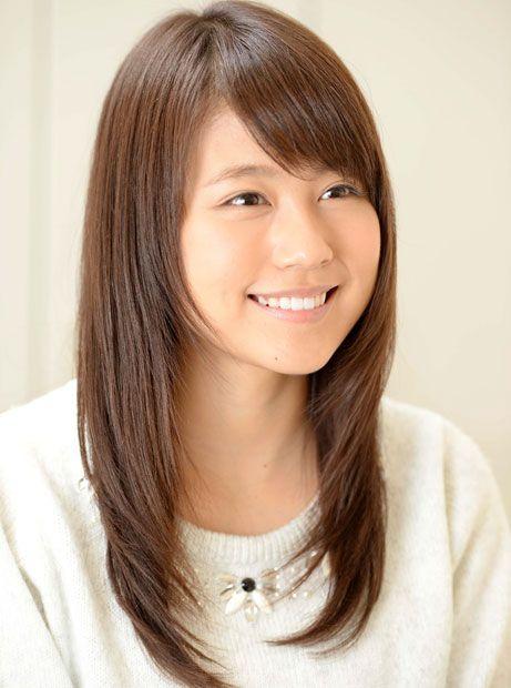 有村架純がつけていた 女優になるためノート 週刊朝日 朝日新聞出版 Dot ドット ベース顔 ヘアスタイル レイヤーヘア ベース顔