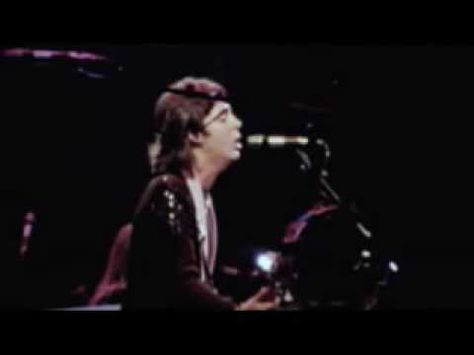 Silly Love Songs by Paul McCartney and Wings 1976 (one of my favorites-I was a sap for silly love songs!)