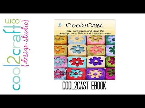 Tiffany Windsor's new Cool2Cast eBook! 106 pages filled with tips, techniques and creative inspiration