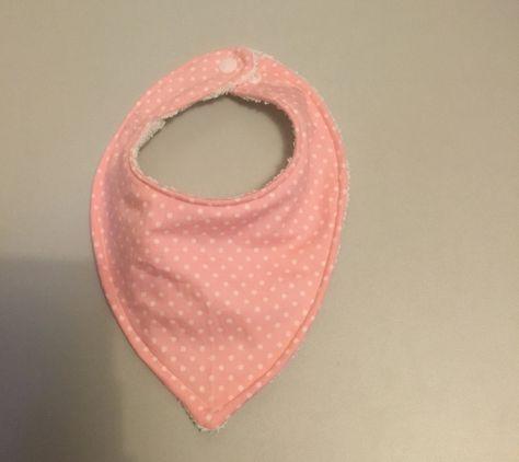 baby bandana bib, baby bib, dribble bib, adjustable bib, fabric bib, baby shower…