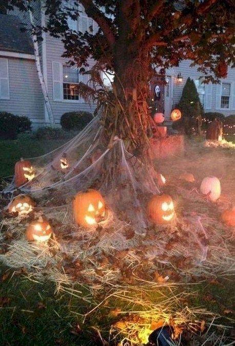 44++ Backyard halloween ideas information