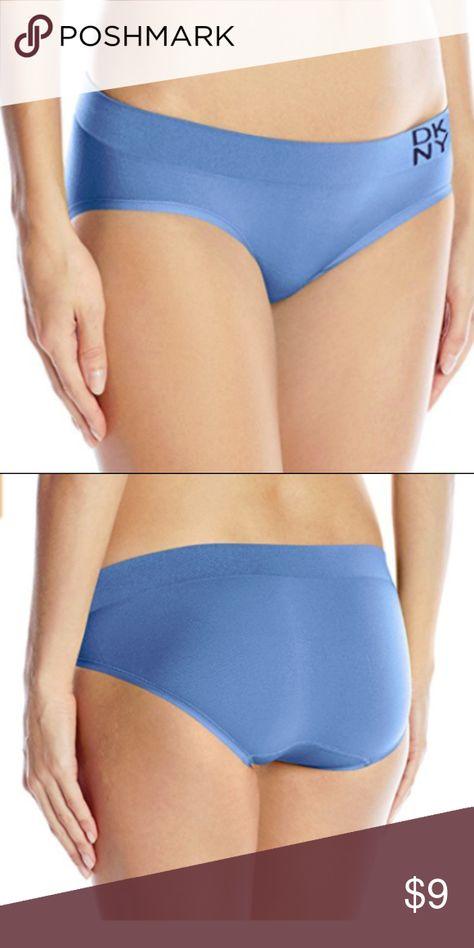 26776f96e5 DKNY Energy Seamless Bikini Aviator Blue Panties DKNY Energy Seamless Bikini  Aviator Blue Panties Stripe  83% Nylon