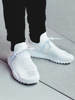 promo code 0e7b2 64c37 Order authentic Human Race Adidas HU Cream White | Original ...