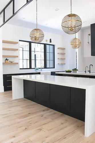 Our New Modern Kitchen: The Big Reveal! - The House of Silver Lining
