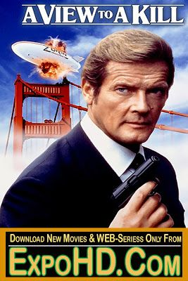 Pin By Expohd Movies On James Bond A View To A Kill 1985 Dual