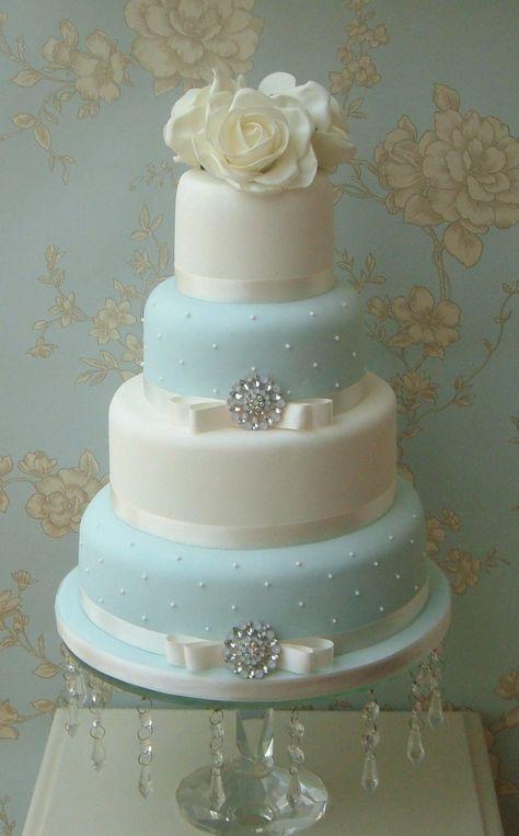 Wedding cake ~simple