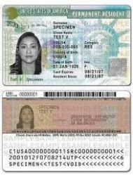 Border Crossing Card In 2020 Green Card Application Green Cards