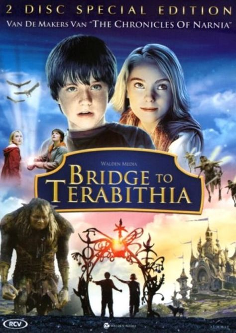 Bridge to Terabithia (Metalcase) (Dvd), Josh Hutcherson | Dvd's