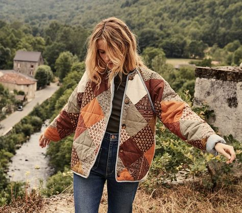 13 Cozy Spring Jackets To Shop Before The Weather Breaks