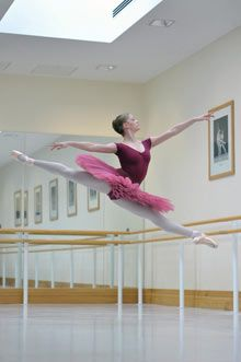 The competitive world of ballet