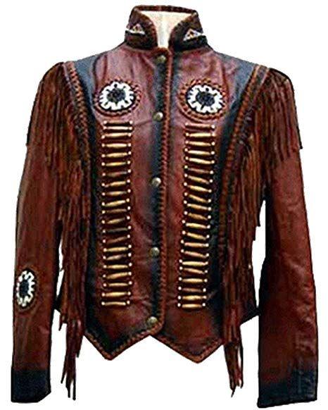 Stormwise Womens Western Jacket Freinged /& Bones Work