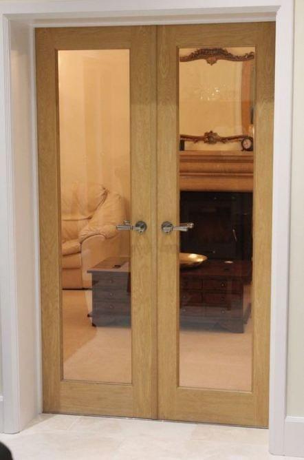 34 Ideas For Internal Double Door Kitchens In 2020 Double Doors Interior Internal Double Doors Internal Glass Doors