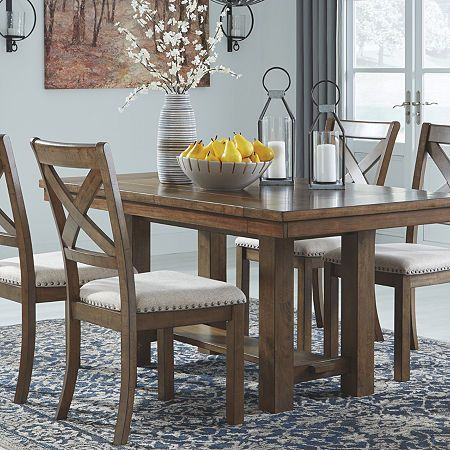Signature Design By Ashley Kavarna 5 Piece Dining Set In 2020