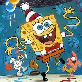 Spongebob Birthday Party Decorations Milos 5th spongebob party