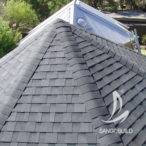 China Cheap Roofing Materials American Asphalt Shingles Materials Fiberglass Laminated Roofing In 2020 Roof Shingles Best Roof Shingles Roofing