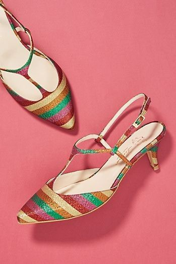 Pin By Artofsign On Summer Romance Kitten Heel Shoes Heels Kitten Heels