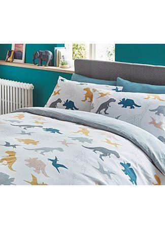Geometric Dinosaurs Bedding Range George Dinosaur Bedding