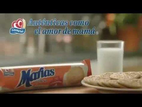▶ Galletas Marías - YouTube ( anuncio): ilustra el uso del condicional.