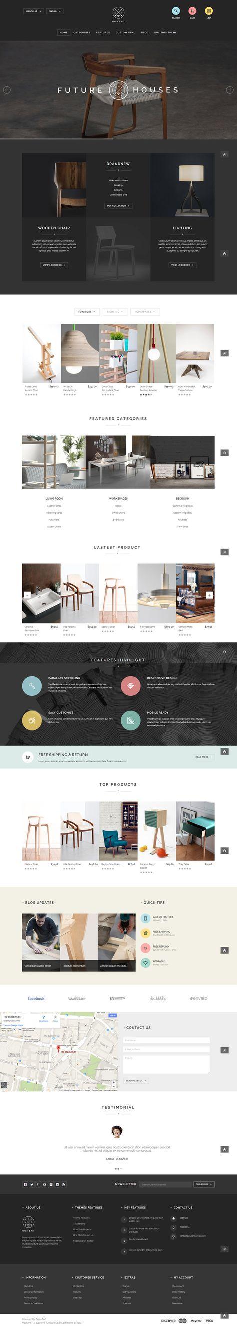 20 Clean Web Design Inspiration 2015