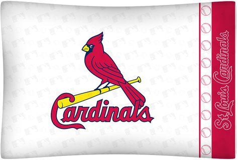 Saint Louis Cardinals Pillowcase