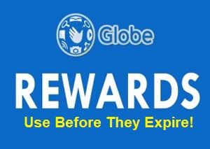 Globe Rewards List Points Items And Guide How To Redeem Globe Rewards Items Globe Rewards List Globe Rewards Points Redeem Globe Globe Rewards List