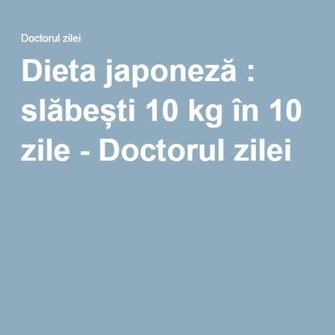 Pierdere în greutate japoneză de 5 minute