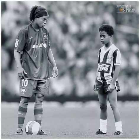 Ronaldinho - From a Boy with a Dream, to one of the greatest of all Time