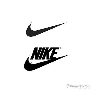 Nike Logo Vector Cdr In 2021 Nike Logo Vector Vector Logo Logo
