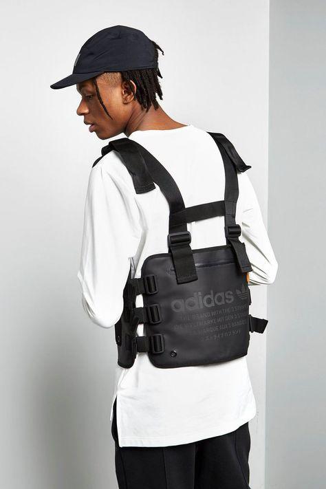 adidas Unveils a Badass Flak Jacket-Inspired Vest | HYPEBEAST