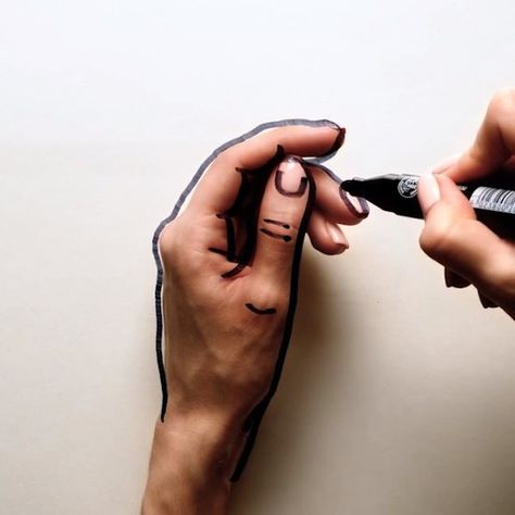 5 Minute Crafts On Instagram Cool Tips To Improve Your Drawing