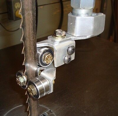 """Delta 20/"""" 28-340 An Incredible Upgrade Band Saw Ball Bearing Guide 1//4 to 1/"""""""