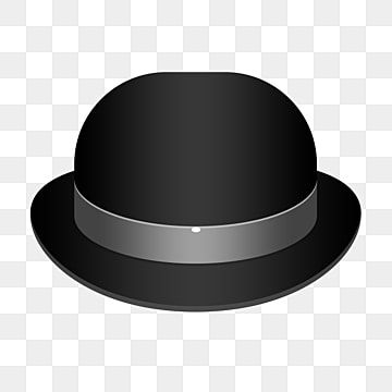 Bowler Hat Hat Icons Hat Bowler Png Transparent Clipart Image And Psd File For Free Download Bowler Hat Free Artwork Hats
