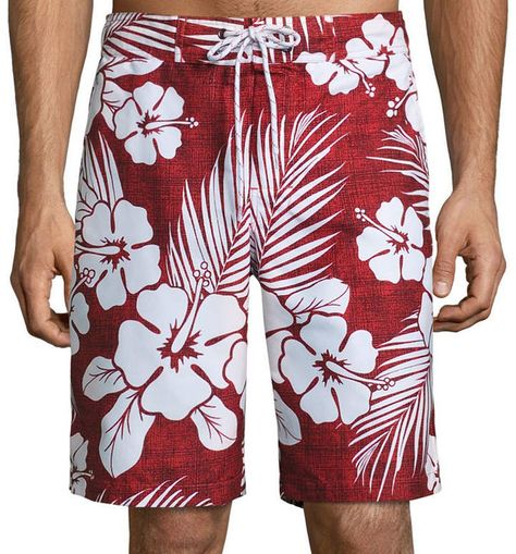 3f9c32a91e THE FOUNDRY SUPPLY CO. The Foundry Big & Tall Supply Co. Foundry Pattern  Swim Shorts Big and Tall