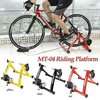 Details About Indoor Cycling Rack Bike Riding Platform Training