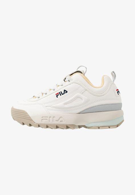 DISRUPTOR - Sneakers - marshmallow/gray