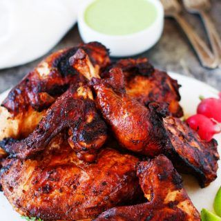 This Peruvian Grilled Chicken with Creamy Green Sauce is packed with flavor and the perfect way to add some international flair to your next barbecue. Ground Beef Recipes, Turkey Recipes, Grilling Recipes, Cooking Recipes, Peruvian Chicken, Great Recipes, Favorite Recipes, Peruvian Recipes, Grilled Chicken Recipes