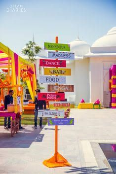 College Fest Decoration Ideas Google Search Indian Wedding