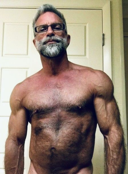 Old amateur hairy