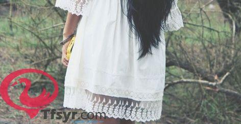تفسير حلم الملابس البيضاء في المنام للامام الصادق 1 Fashion Cover Up Dresses