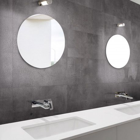 Carrelage Sol Et Mur Aspect Beton Anthracite Disponible Chez