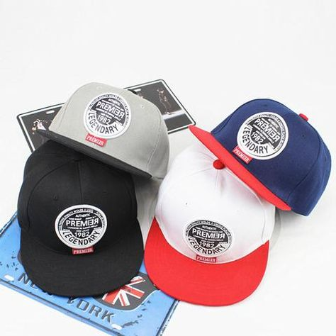 2018 New Men Two-color Cap PREMI Letters 1982 hats Baseball Cap Hip Hop Caps  Snapback Hats Women s Spring summer Cap Couple 93f926f5057d