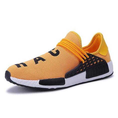 22ae7c22b1ec57 PINSEN Sneakers Men New 2018 human race Unisex Spring Casual Men Shoes  Breathable Flats Shoes Men Trainers Shoes chaussure homme