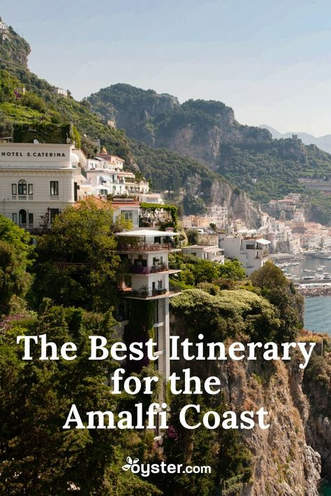 Pictures can't do it justice, but photos of the magnificent cliffside towns along the Tyrrhenian Sea that make up the Amalfi Coast are enough to inspire millions of tourists to visit each year. Spanning the coast from Positano to Vietri sul Mare, the Amal