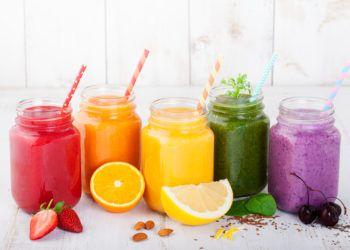 batidos para adelgazar caseros frutas congeladas