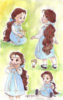 Animator's Collection Belle by ~TaijaVigilia on deviantART